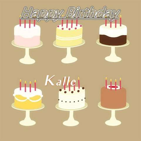 Kalle Birthday Celebration