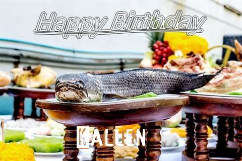 Kallen Birthday Celebration