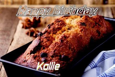 Happy Birthday Wishes for Kallie