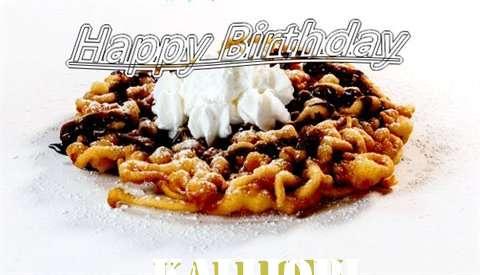 Happy Birthday Wishes for Kalliopi
