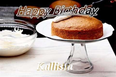 Happy Birthday to You Kallista