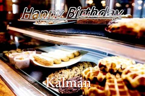 Birthday Images for Kalman