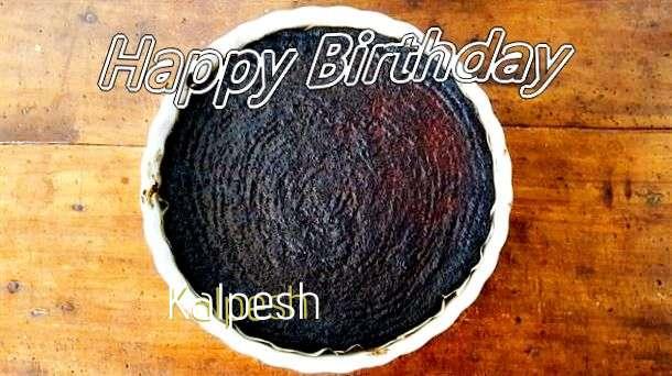 Happy Birthday Wishes for Kalpesh