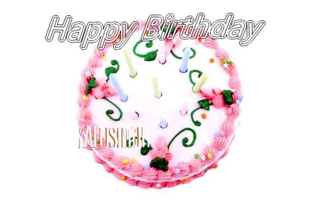 Happy Birthday Cake for Kalusingh