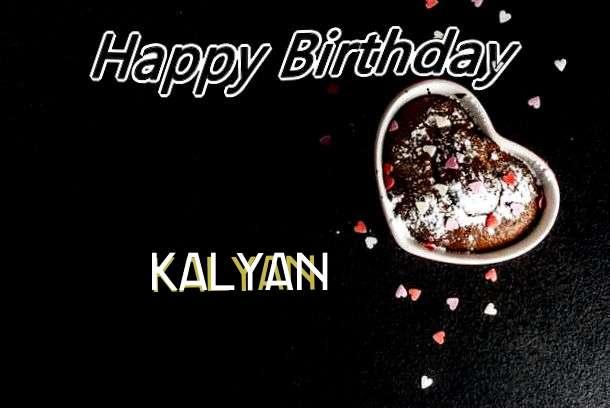 Happy Birthday Kalyan
