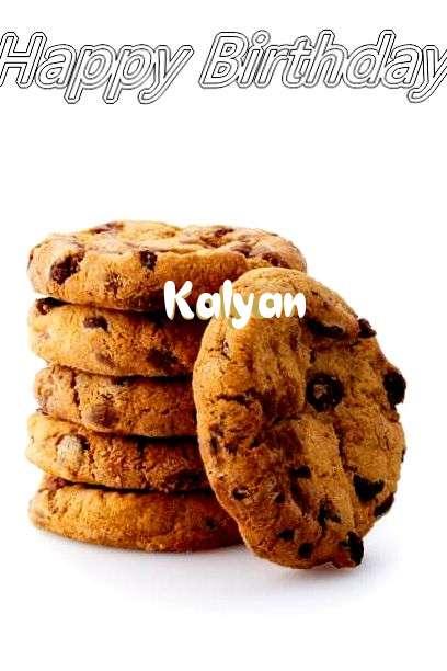 Happy Birthday Kalyan Cake Image