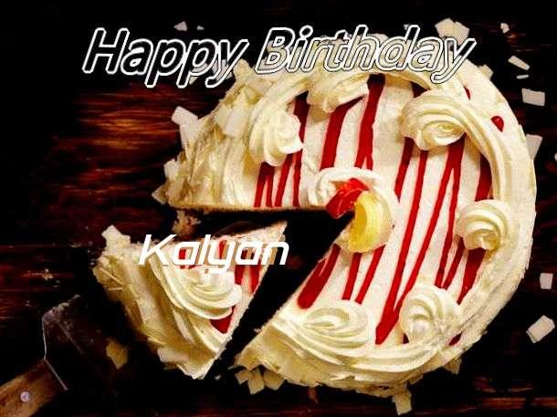 Birthday Images for Kalyan