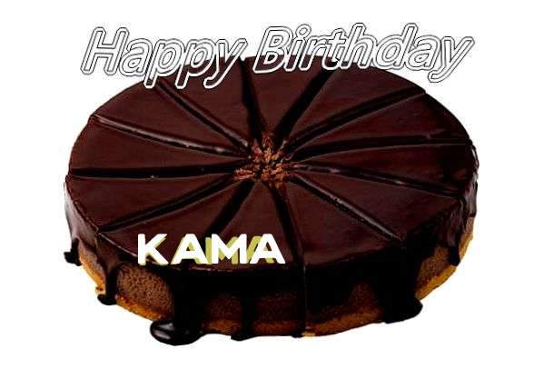 Kama Birthday Celebration