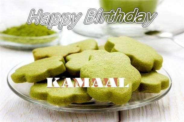 Happy Birthday Kamaal
