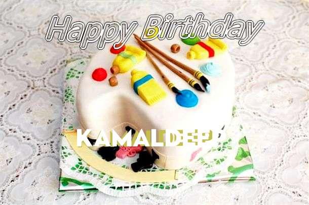 Happy Birthday Kamaldeep