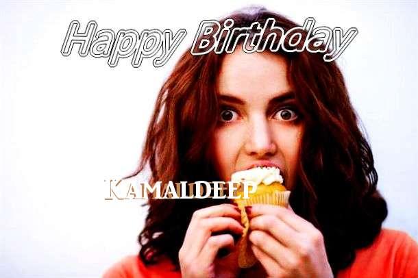Birthday Wishes with Images of Kamaldeep