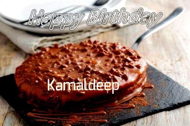 Birthday Images for Kamaldeep