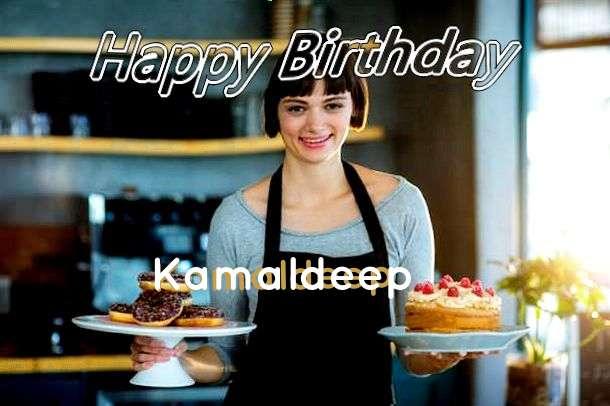 Happy Birthday Wishes for Kamaldeep