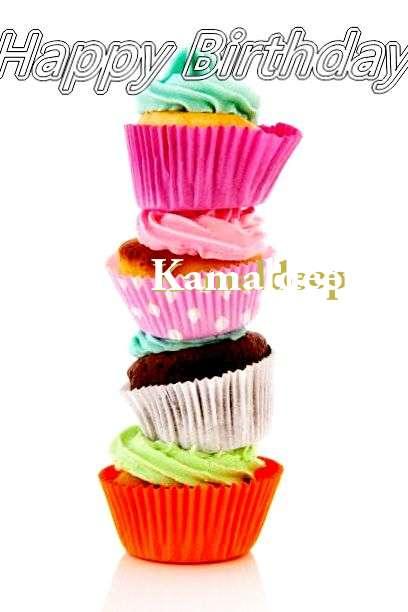 Happy Birthday to You Kamaldeep