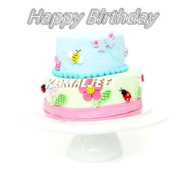 Birthday Images for Kamaljeet