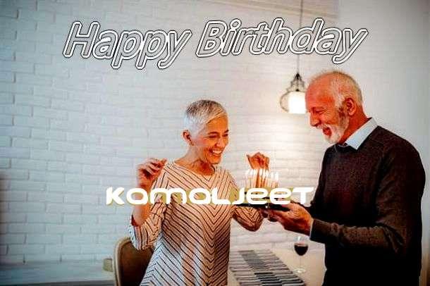 Happy Birthday Wishes for Kamaljeet