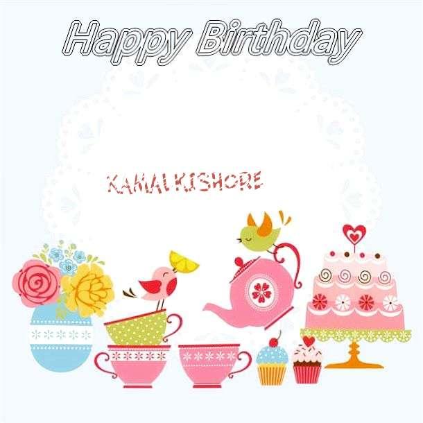 Happy Birthday Wishes for Kamalkishore
