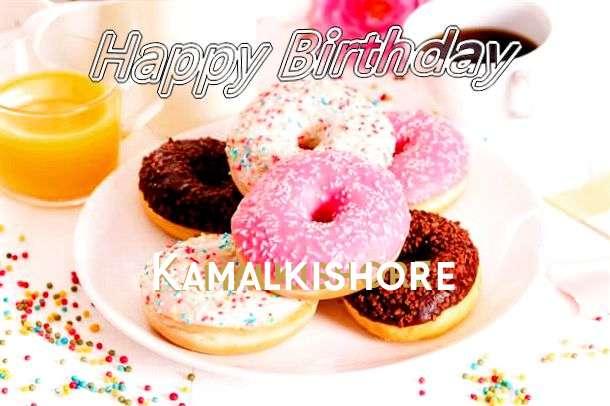 Happy Birthday Cake for Kamalkishore
