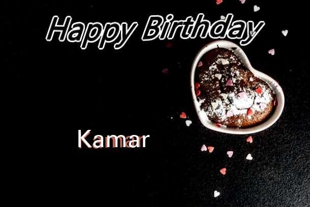Happy Birthday Kamar