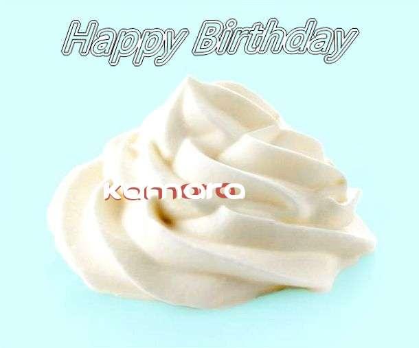 Happy Birthday Kamara
