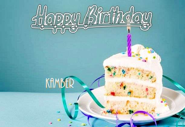 Birthday Images for Kamber