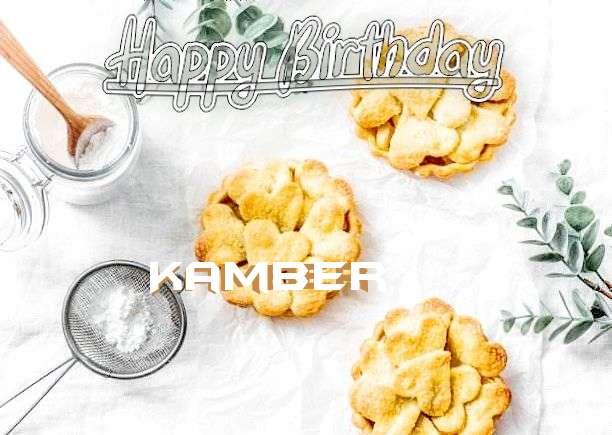 Kamber Cakes