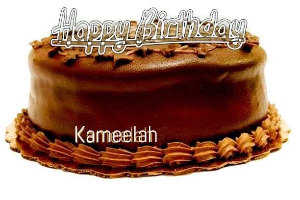 Happy Birthday to You Kameelah
