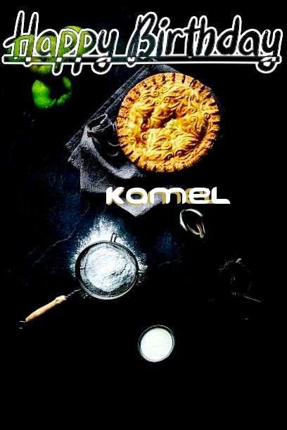 Happy Birthday Kamel