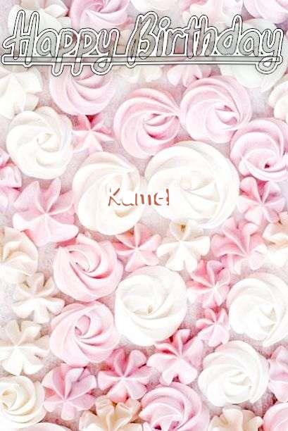 Kamel Birthday Celebration
