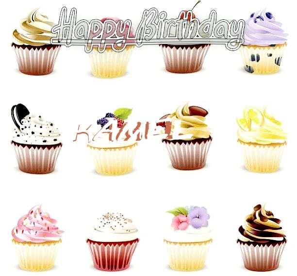 Happy Birthday Cake for Kamel