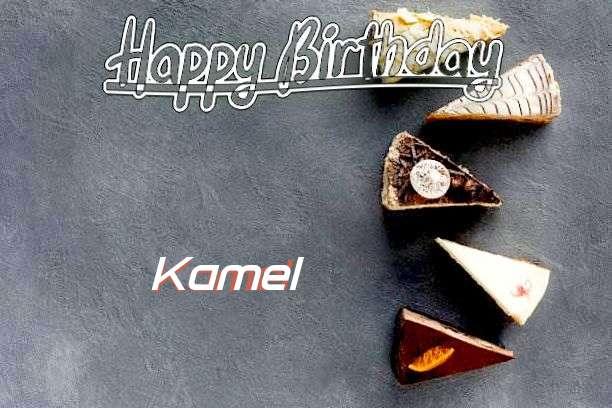 Kamel Cakes