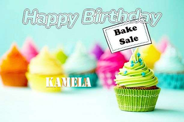 Happy Birthday to You Kamela