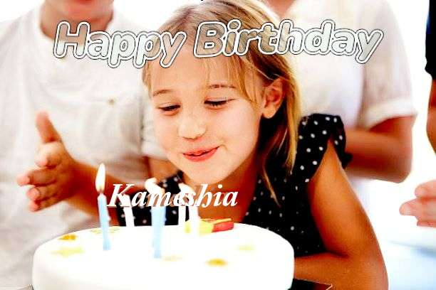 Kameshia Birthday Celebration