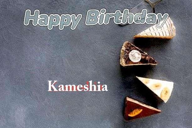 Wish Kameshia