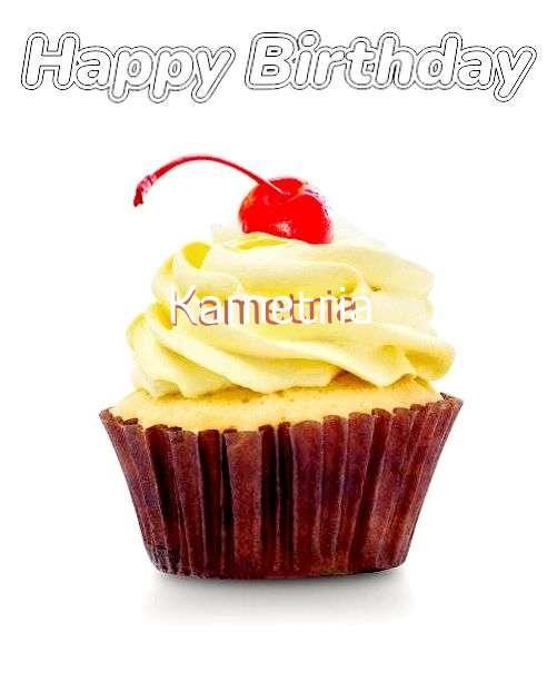 Wish Kametria