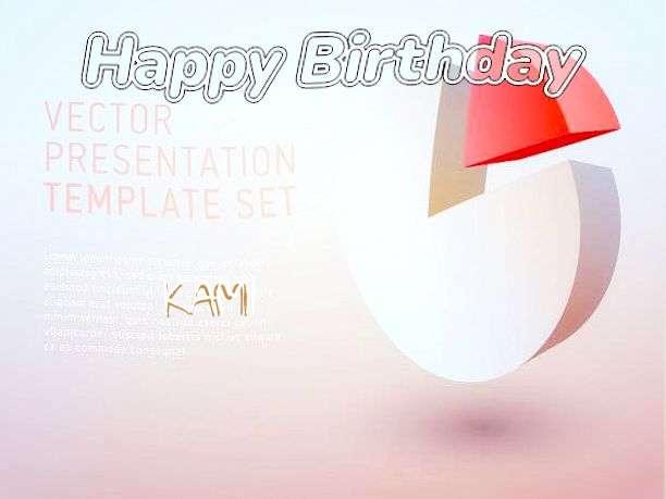 Happy Birthday Kami