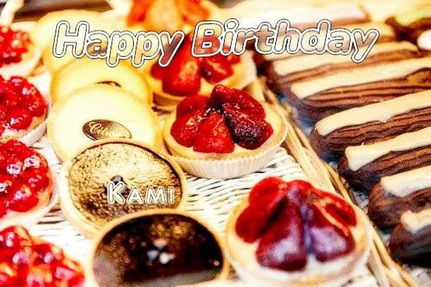 Kami Birthday Celebration