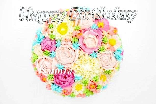 Kamia Birthday Celebration