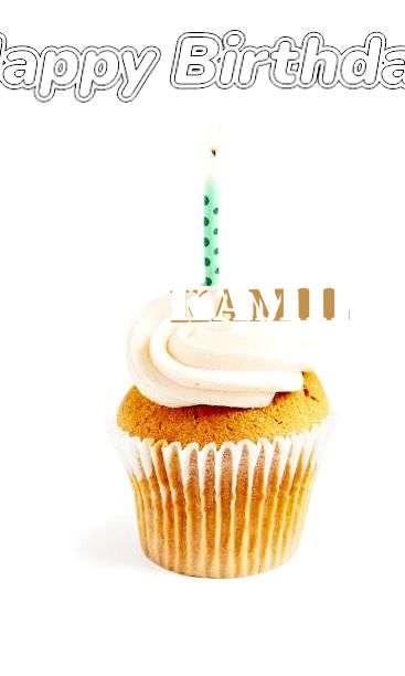 Happy Birthday Kamie