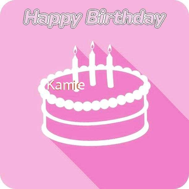 Kamie Birthday Celebration