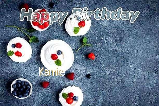 Happy Birthday to You Kamie