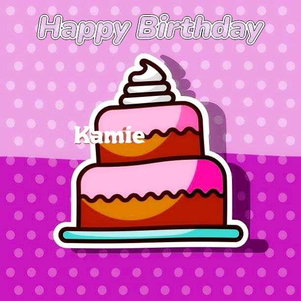 Kamie Cakes