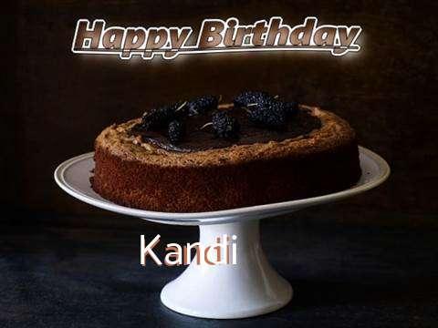 Kandi Birthday Celebration