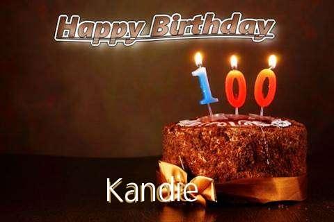 Kandie Birthday Celebration