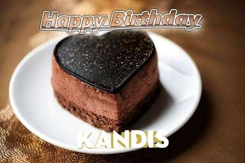 Happy Birthday Cake for Kandis