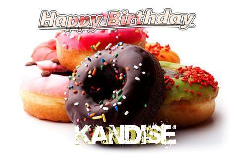 Birthday Wishes with Images of Kandise