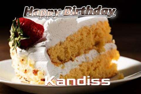 Happy Birthday Kandiss