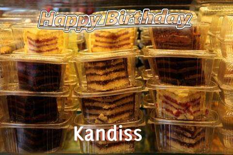 Happy Birthday to You Kandiss