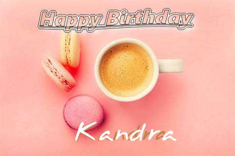 Happy Birthday to You Kandra