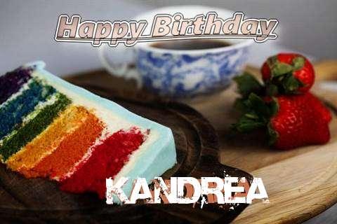 Happy Birthday Kandrea